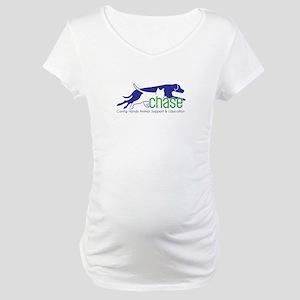Chase Logo Maternity T-Shirt