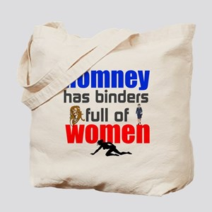 Binders full of women Tote Bag