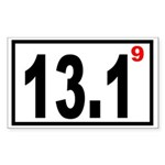 1319 Sticker (Rectangle 10 pk)