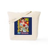 Travel panama Canvas Tote Bag