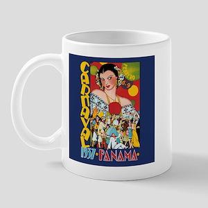 1937 Panama Carnival Mug