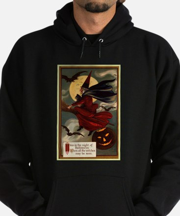 witches may be seen Hoodie (dark)