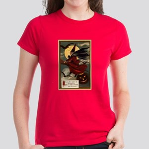 witches may be seen Women's Dark T-Shirt