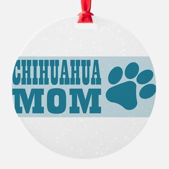 Chihuahua Mom Ornament