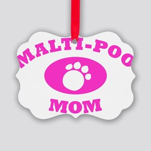 maltimompink Picture Ornament
