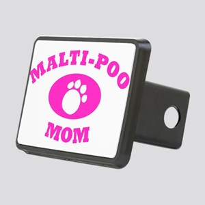 maltimompink Rectangular Hitch Cover