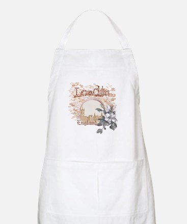 Wall Flower BBQ Apron