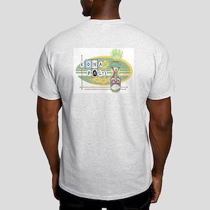 Kona Pali Ash Grey T-Shirt