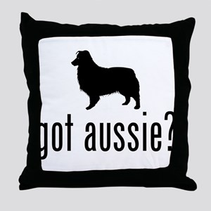 Anatolian Shepherd Dog Throw Pillow