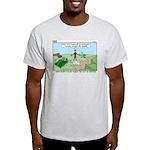 Snoring or Earthquake Light T-Shirt