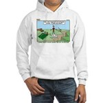 Snoring or Earthquake Hooded Sweatshirt