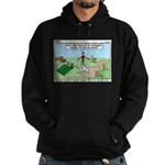 Snoring or Earthquake Hoodie (dark)