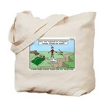 Snoring or Earthquake Tote Bag