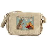 Dog Care Messenger Bag