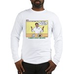 Foil Dinners Long Sleeve T-Shirt