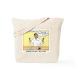 Foil Dinners Tote Bag