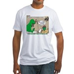 Cinamatography Fitted T-Shirt