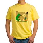 Cinamatography Yellow T-Shirt