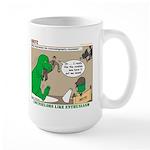 Cinamatography Large Mug