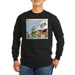 Sailing Long Sleeve Dark T-Shirt
