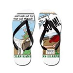 Sailing Flip Flops