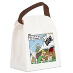 Sailing Canvas Lunch Bag