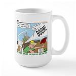 Sailing Large Mug