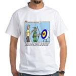 Archery White T-Shirt