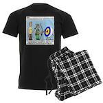 Archery Men's Dark Pajamas