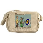 Archery Messenger Bag