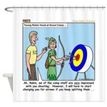Archery Shower Curtain