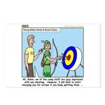 Archery Postcards (Package of 8)