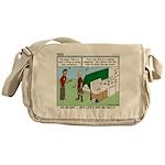 Camp Kitchen Messenger Bag
