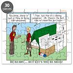 Camp Kitchen Puzzle