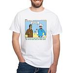 Arrow Club White T-Shirt