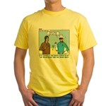 Arrow Club Yellow T-Shirt