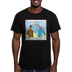 Arrow Club Men's Fitted T-Shirt (dark)