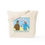 Arrow Club Tote Bag