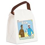 Arrow Club Canvas Lunch Bag