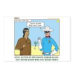 Arrow Club Postcards (Package of 8)