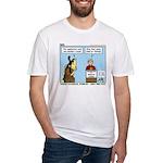 Knots Jamboree Fitted T-Shirt