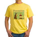 Knots Jamboree Yellow T-Shirt