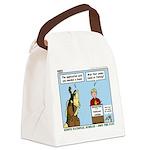 Knots Jamboree Canvas Lunch Bag