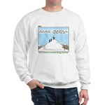 Latrine Location Sweatshirt