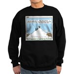 Latrine Location Sweatshirt (dark)