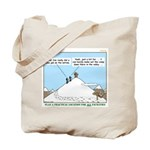 Latrine Location Tote Bag