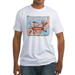 Utility Knife Fitted T-Shirt