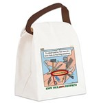 Utility Knife Canvas Lunch Bag