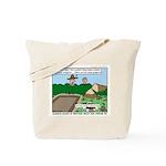 Clean Campsite Tote Bag