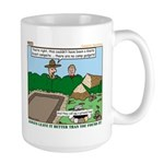 Clean Campsite Large Mug